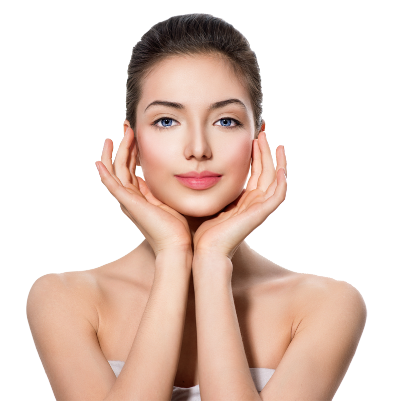 Facial Skincare Treatments Slide
