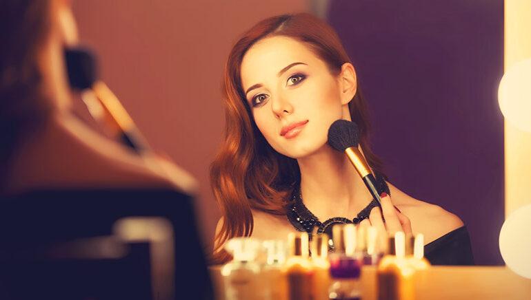Safe Wear Makeup After Microneedling Session