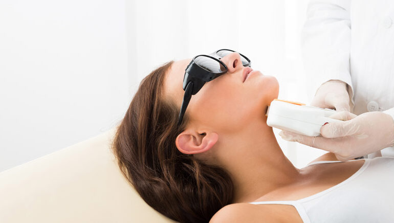 Uncommon Areas For Laser Hair Removal
