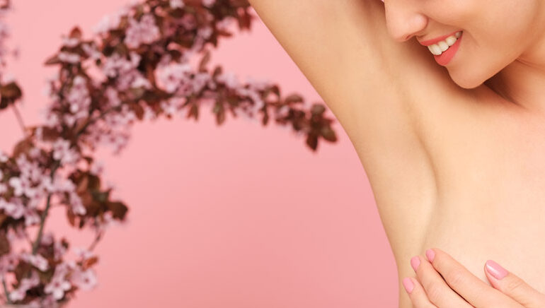 Underarms Laser Hair Removal Richmond Hill